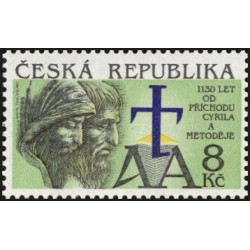 11. 1130 let od příchodu Cyrila a Metoděje,o,