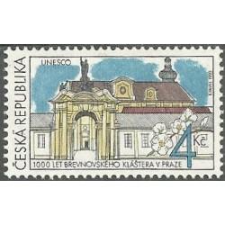7. 1000 let Břevnovského kláštera,o,