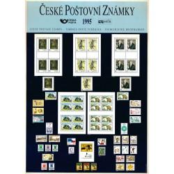 1995 vznik České republiky,