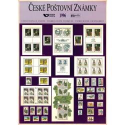 1996 vznik České republiky,