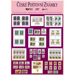 1997 vznik České republiky,