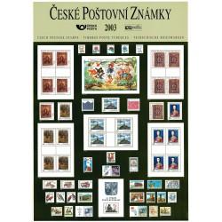 2003 vznik České republiky,
