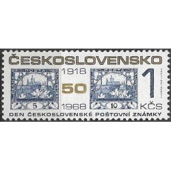 1740. Den čs. poštovní známky,**,
