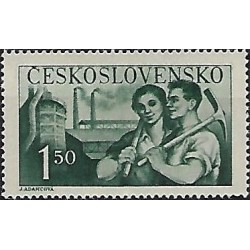 542.- 5. výročí osvobození,**,