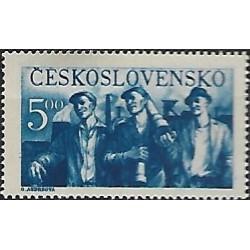 545.- 5. výročí osvobození,**,