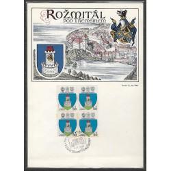 PT, Celostátní výstav poštovních známek 1980, Rožmitál pod Třemšínem,-o,