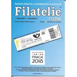 Filatelie 2018.07.
