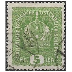 186.- Císařská koruna,o,