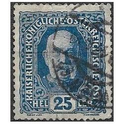 192.- císař František Josef Habsburk,o,