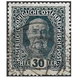 193.- císař František Josef Habsburk,o,