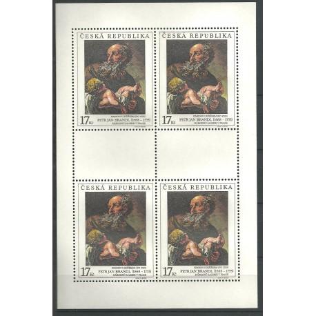 276-,PL, Umělecká díla na známkách 2000,**,