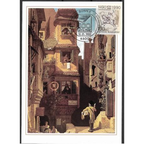 1445. Der Briefbote im Rosental,BDR,/*/,