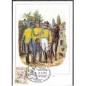 1445. Postillione Brieftrager Sachsen 1866, BDR,/*/,