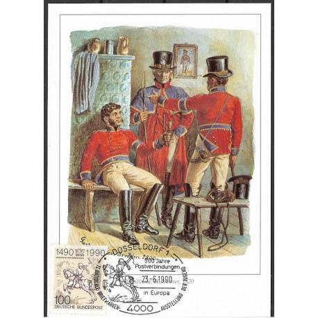 1445. Postillione Hannover 1820,BDR,/*/,