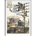 1445. Telefonarbeiten,,,  1882,BDR,/*/,-o,