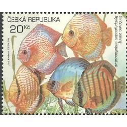 368- Akvarijní rybičky,**,