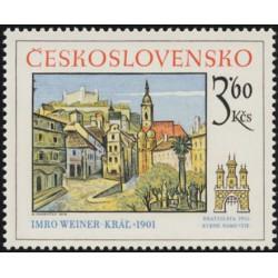 2312.- Bratislavské historické motivy,**,