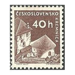 1105.- výplatní- Hrady a zámky, **,