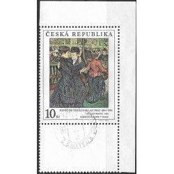 58.-,KD, Umělecká díla na známkách 1994,o,