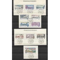 """1206- 1216./11/,prd, Světová výstava poštovních známek PRAGA 1962,o"""","""