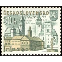 1418.- Historická výročí měst,**,