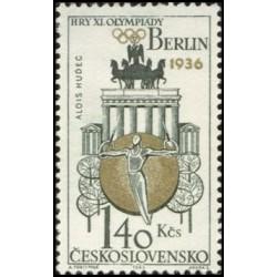 1432.- Československá olympijská vítězství,**,