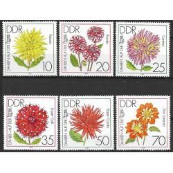 2435- 2440./6/, květiny,**,