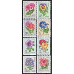 2452- 2459./8/, zahradní květiny,**,