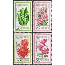 1189- 1192./4/, květiny,**,