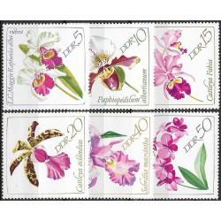 1420- 1425./6/, FLORA- Orchideje,**,