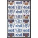 2091- 2092./2/,mk, Celostátní výstava poštovních známek BRNO 1974,**,