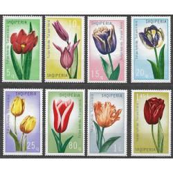 1472- 1479./8/, Albánie-  tulipány,*,**,