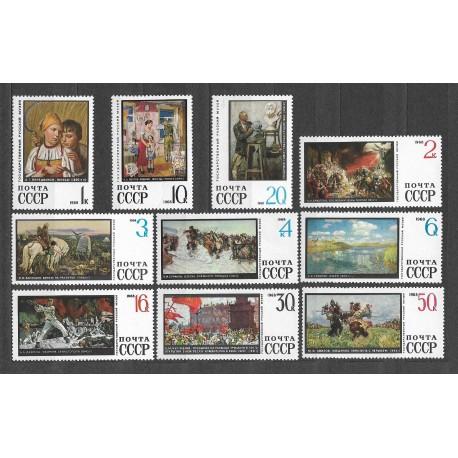 3576- 3585./10/, Státní muzeum Leningrad,*,**,