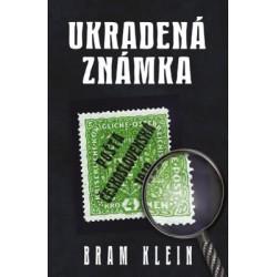 """kniha """"UKRADENÁ ZNÁMKA"""""""