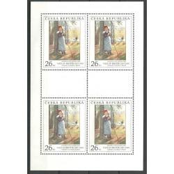 311-,PL, Umělecká díla na známkách 2001,**,