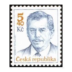 248. prezident ČR Václav Havel,**,