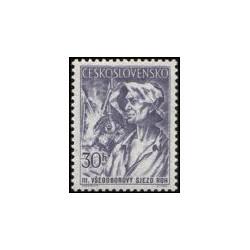 827- 828./2/, III. Všeodborový sjezd v Praze,**,