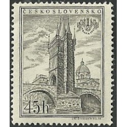 854.-,a, Mezinárodní výstava známek PRAGA 1955,**,
