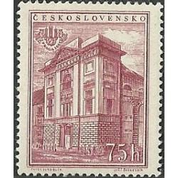 856.a, Mezinárodní výstava známek PRAGA 1955,**,