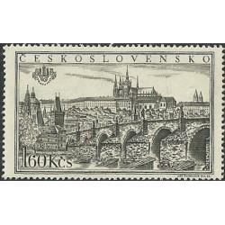 857.-a, Mezinárodní výstava známek PRAGA 1955,**,