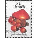 762-  houby, Austrálie,o,