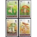 636- 639./4/, Swaziland, 636- 639./4/, Houby,**,