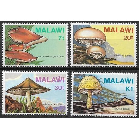 441- 444./4/, MALAWI, Houby,**,