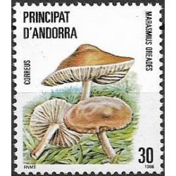 187. Andora- Evropa- houby,**,