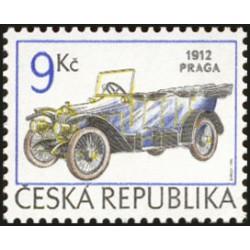 55.- Historické závodní automobily, **,