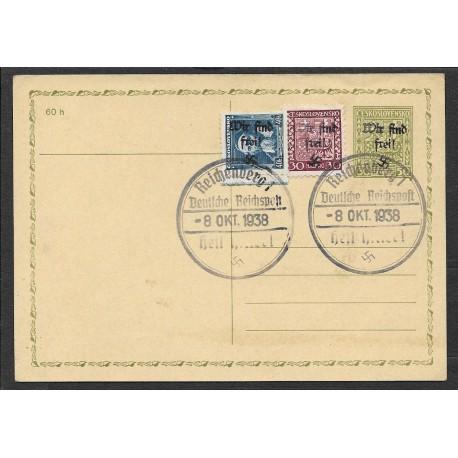 "CDV 65.347.281 Reichenberg 1,o"","