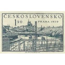 562.b, Celostátní výstava poštovních známek PRAHA,**,