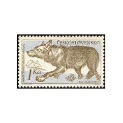 1073.- 10. výročí Tatranského národního parku,**,