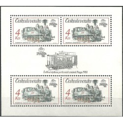 2797.-,A, Technické památky- lokomotiva parní,**,