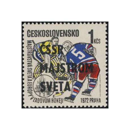 1962.- MS a ME v ledním hokeji v PRAZE,**,